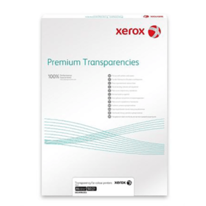 Xerox Transparencies